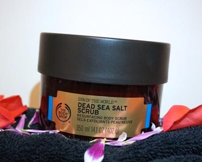 Salt Scrub packaging